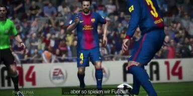 Trailer gibt neue Einblicke in FIFA 14