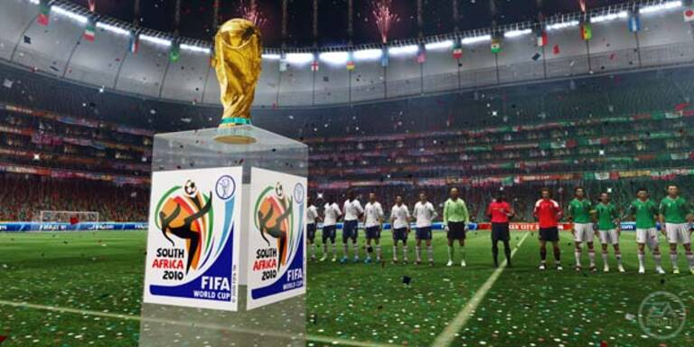 EA - FIFA Fussball-WM Südafrika 2010