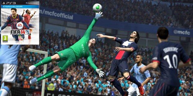 FIFA 14 im großen oe24.at-Test