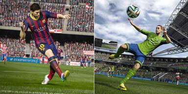 FIFA 15: Spektakulärer Trailer zeigt Top-Grafik