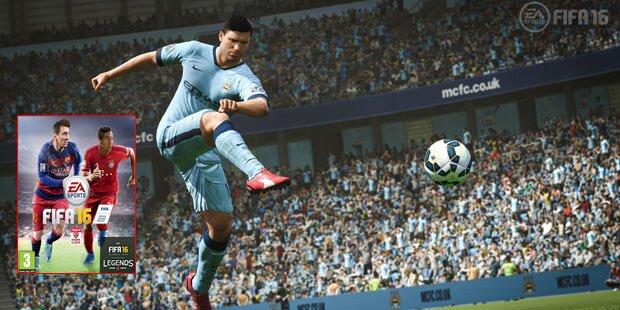 FIFA 16 im großen oe24.at-Test
