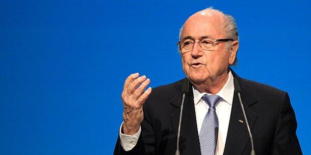 FIFA-Skandal: Findet Präsidenten-Wahl überhaupt statt?