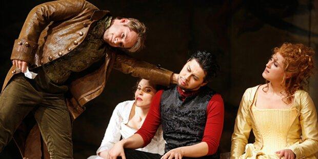 Figaro-Premiere an der Volksoper