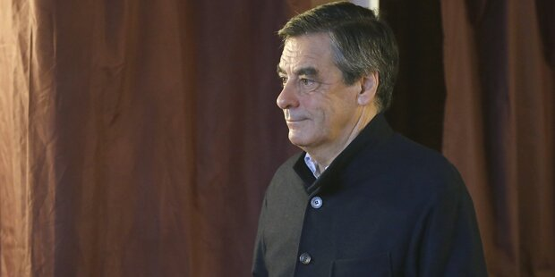 Franzosen wollen Rückzug Fillons