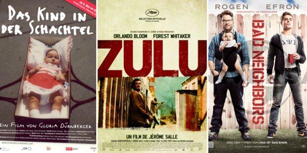Die Filmhighlights der Woche