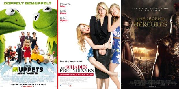 Diese Filme sind neu auf dem Programm