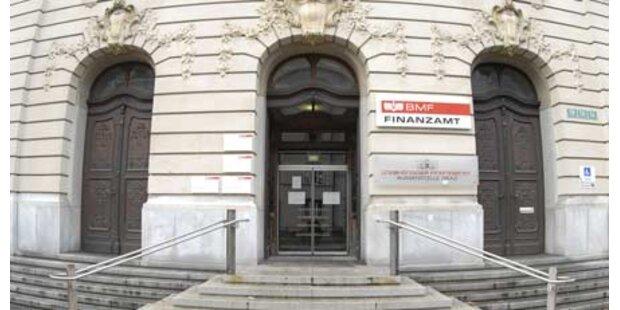 Grazer Finanzamt evakuiert