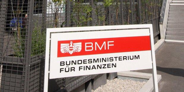 Finanzministerium warnt vor Fake-Mails