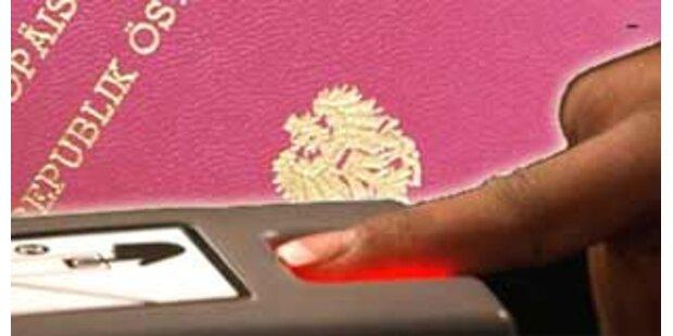Chip im neuen Reisepass ist zu knacken