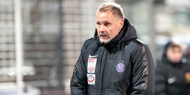 Paukenschlag! Austria feuert Coach Fink