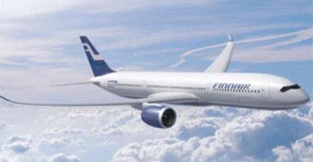 Erste Airline wiegt Passagiere vor dem Flug