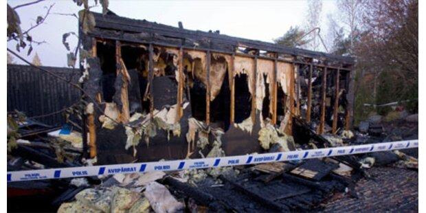 Fünf Tote bei Hausbrand in Finnland