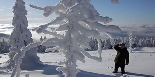 Minus 42 Grad: Horror-Kälte in Finnland