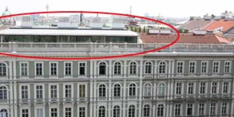 Fionas Welt im 5-Millionen-Euro-Penthouse