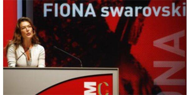 Fiona-Jacht dümpelt