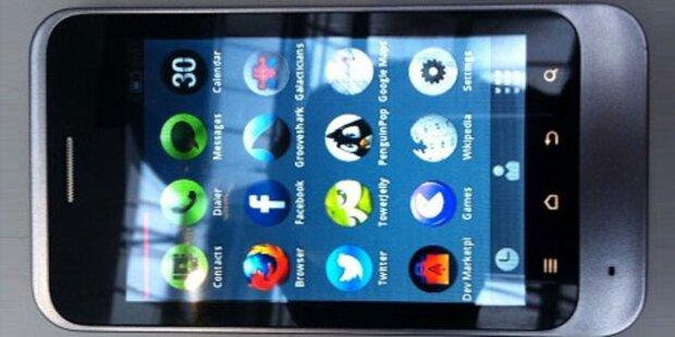 So sieht das Firefox-Smartphone aus
