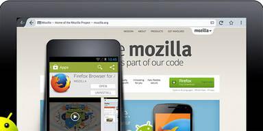 Firefox 24 steht zum Download bereit
