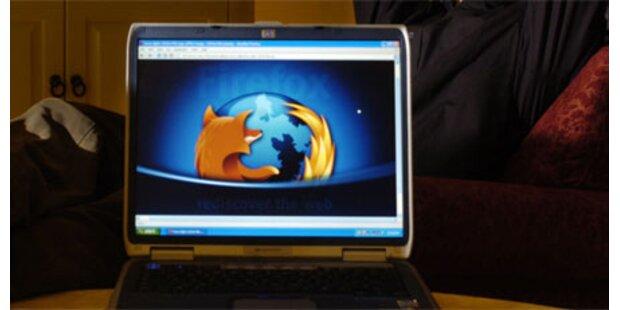 Update: Firefox 3.5 Start