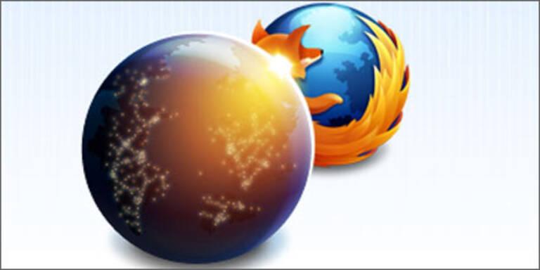 Erste Beta des Firefox 6 verfügbar