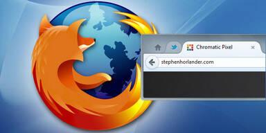 Firefox bekommt völlig neuen Look