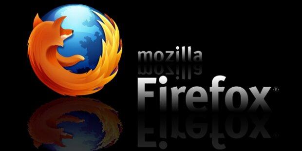 Firefox 23 ist da - mit neuem Logo
