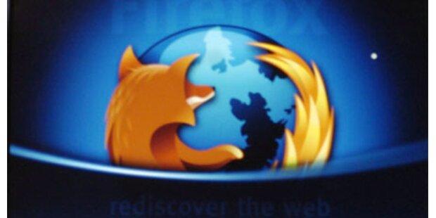 Update: Lücke im Mozilla-Browser behoben