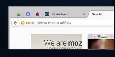 So sieht der neue Firefox aus