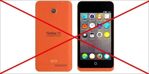 Mozilla gibt sein Firefox OS auf