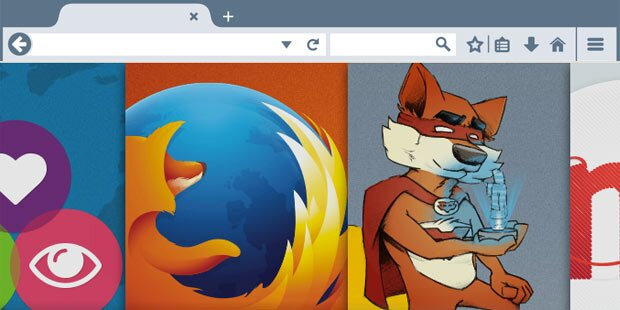 Firefox mit Yahoo- statt Google-Suche