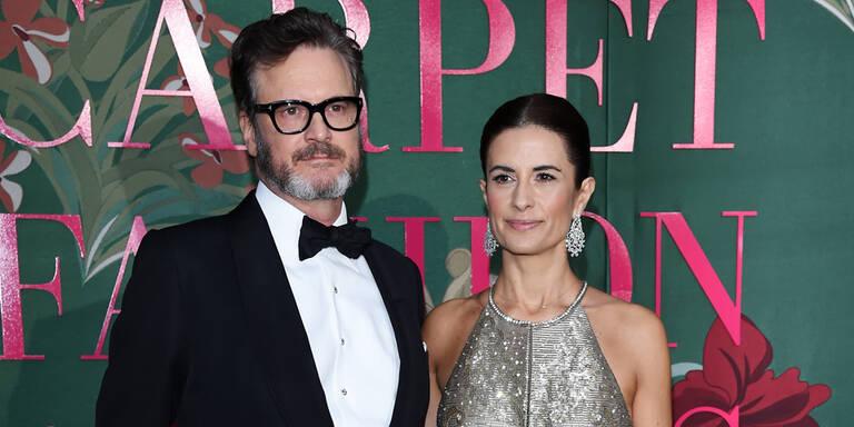 Colin und Livia Firth: Ehe-Aus nach Betrugs-Drama