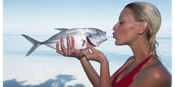 Fisch schützt Ihr Herz