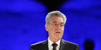 Präsident Fischer ist zutiefst betroffen
