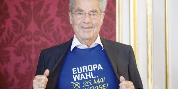 EU-Wahl: Schicksals-Tag für Europa
