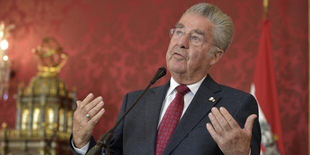 Fischer kritisiert Wahlanfechtung der FPÖ