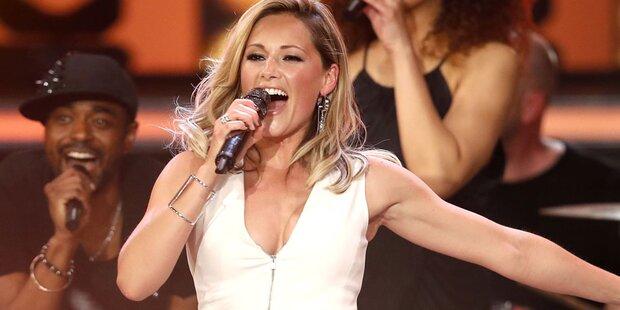 Helene singt bei den Dancing Stars