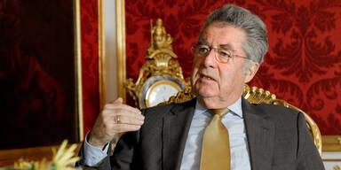 Hofburg: Fischer kritisiert Nachfolger