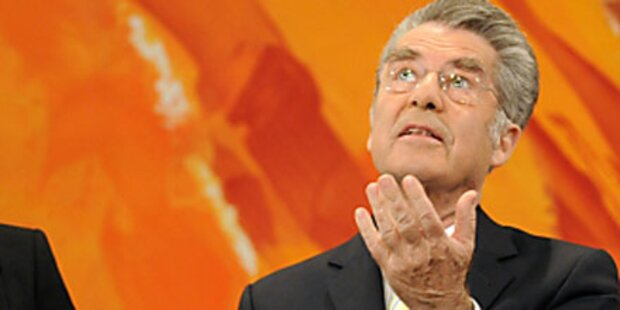 Fischer will 8-jährige Amtszeit