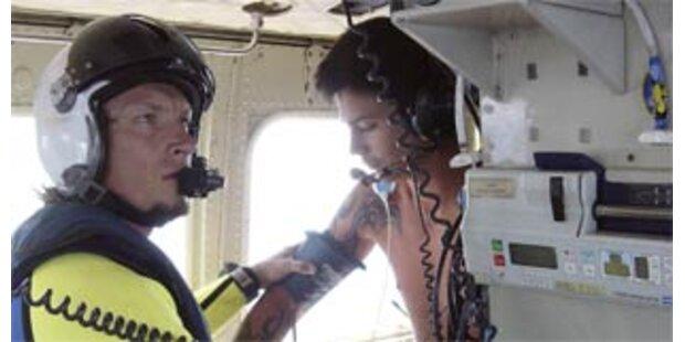 Fischer überlebt Hai-Angriff in Australien