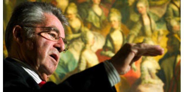 Krisengipfel in der Hofburg endet ohne Kommentar