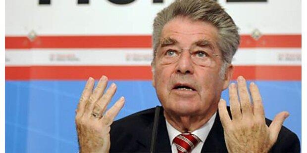 Fischer erwartet Gegenkandidaten