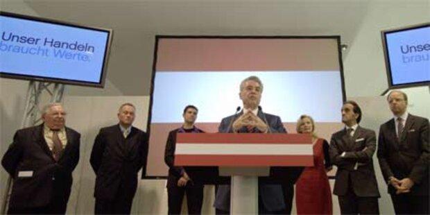 Fischer präsentiert sein Wahlkampf-Motto