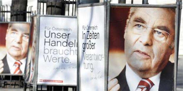 Fischer plädiert für nur 1 Amtszeit