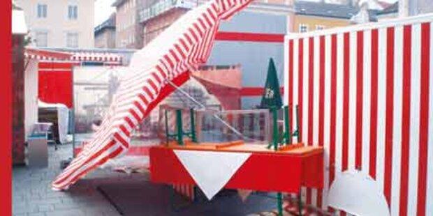 Hamburger Fischmarkt verwüstet