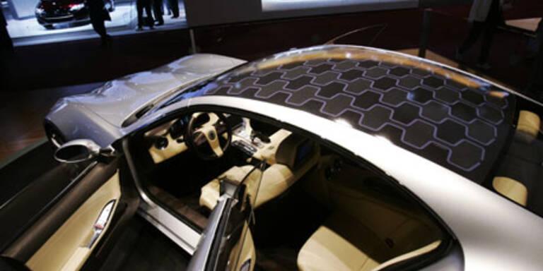 Sportlicher Luxus-Hybrid Fisker Karma