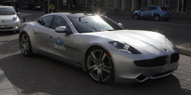 Elektroauto-Spezialist Fisker hat neuen Chef