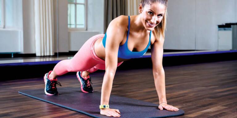 Das ist der Fitness-Trend Tabata