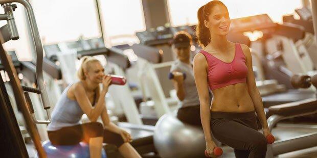 12 Benimmregeln fürs Fitnessstudio