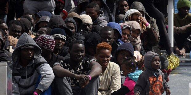Rom rechnet mit Rekordhoch an Migranten