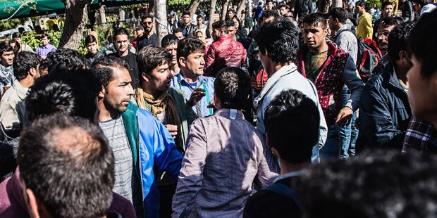 Flüchtlinge: Bürgermeister betteln um Hilfe