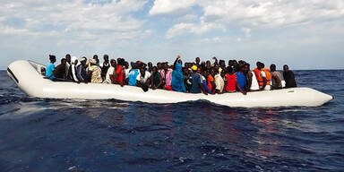 Rettungs- Plan für Flüchtlinge